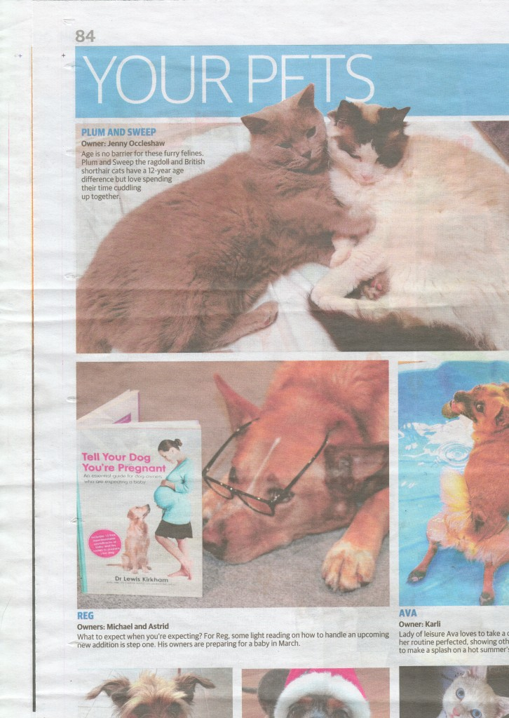 Herald Sun TYDYP Cute Photo