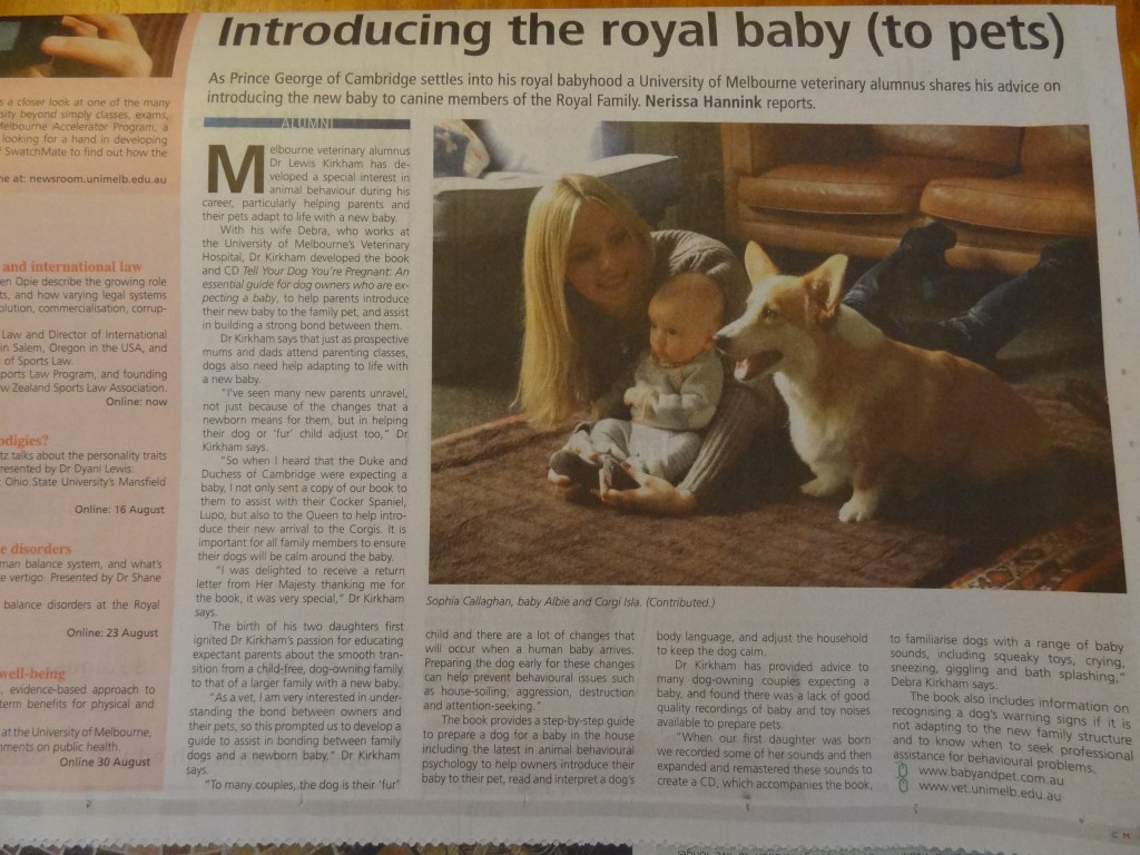 The Age August 2013 Voice